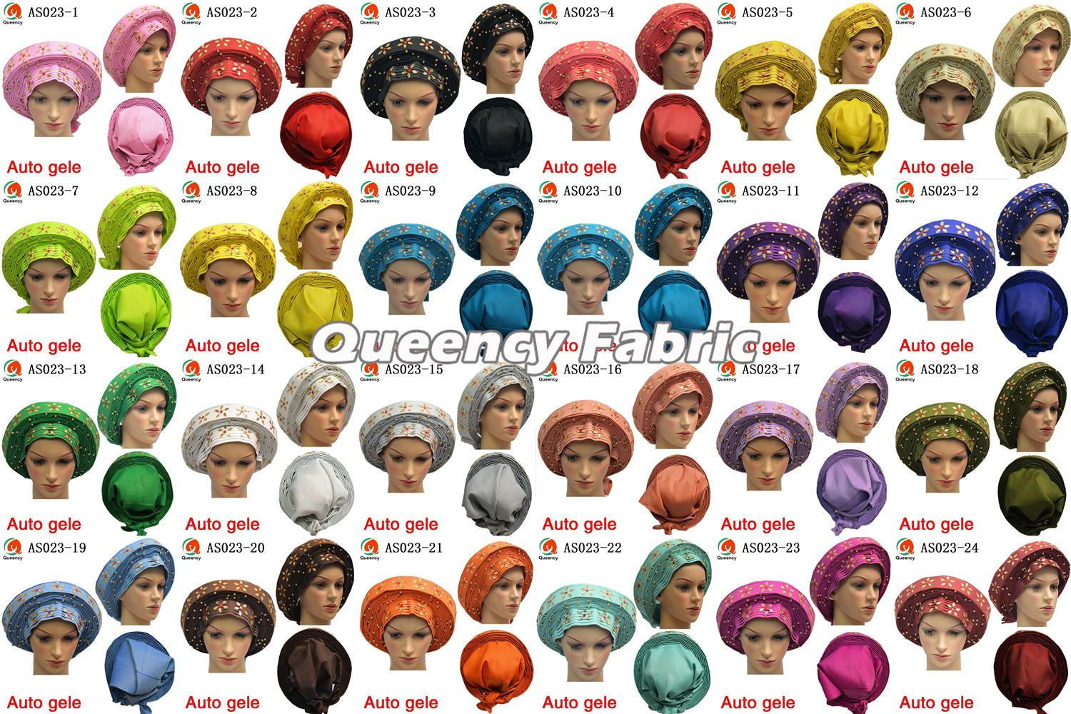 Auto Gele Headtie Collection