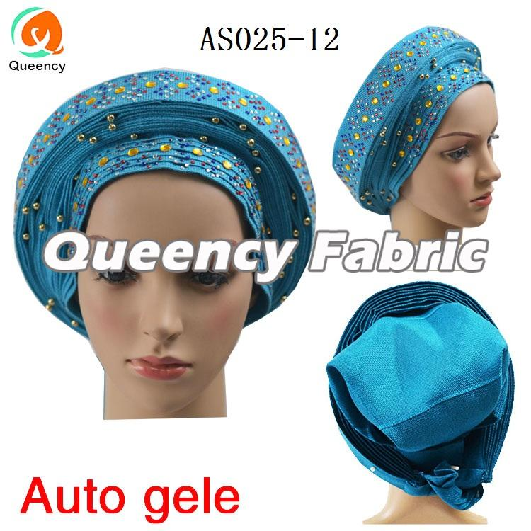 Auto Gele Already Headtie