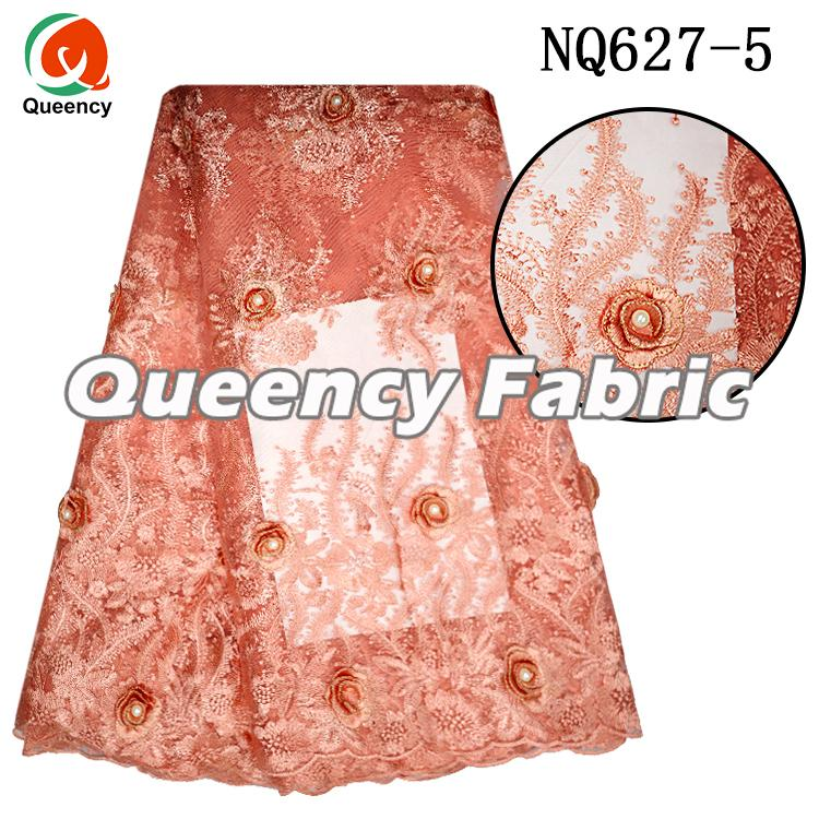 Embroidery Net Dress Materials